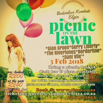 Picnic On The Lawn 2018