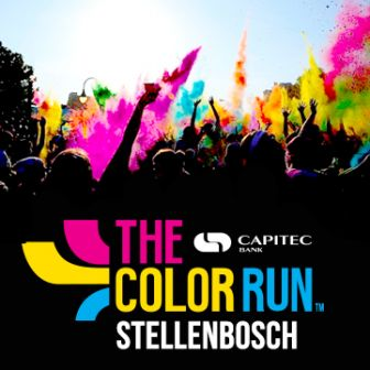 The Color Run @ Stellenbosch
